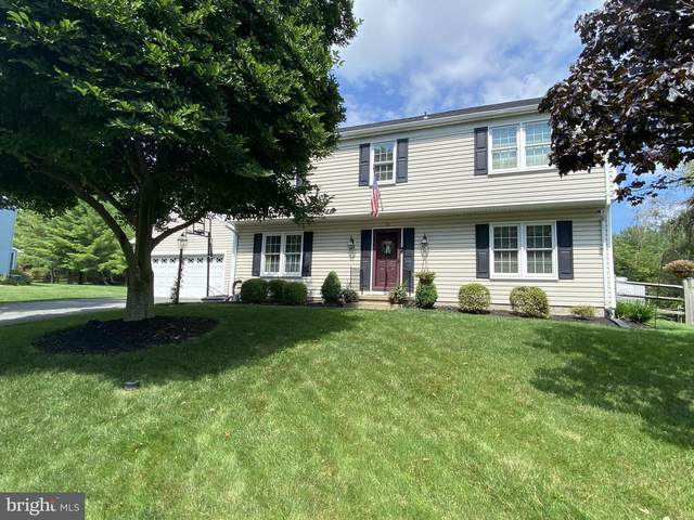 10 Hollis Court, LUTHERVILLE TIMONIUM, MD 21093 (#MDBC2003514) :: Charis Realty Group