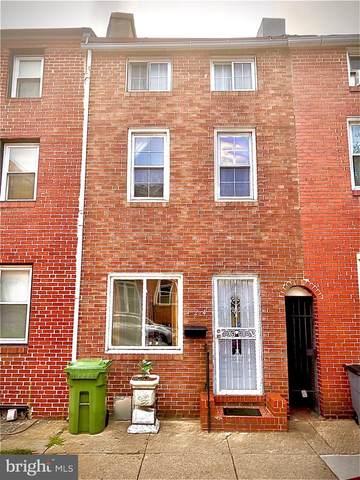 424 S Eden Street, BALTIMORE, MD 21231 (#MDBA2003948) :: The Licata Group / EXP Realty