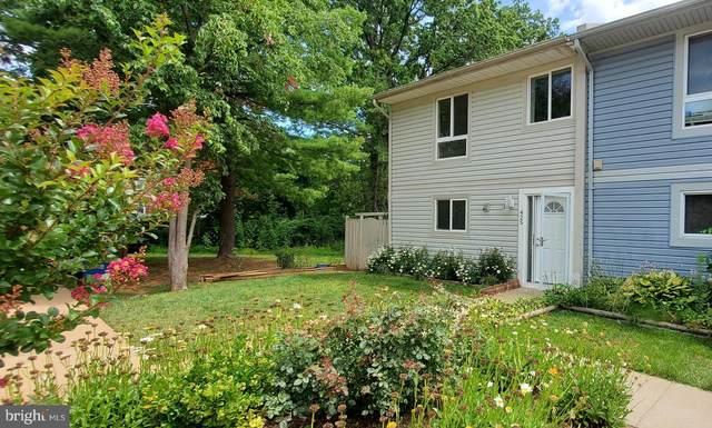 425 Reneau Way, HERNDON, VA 20170 (#VAFX2007300) :: Sunrise Home Sales Team of Mackintosh Inc Realtors