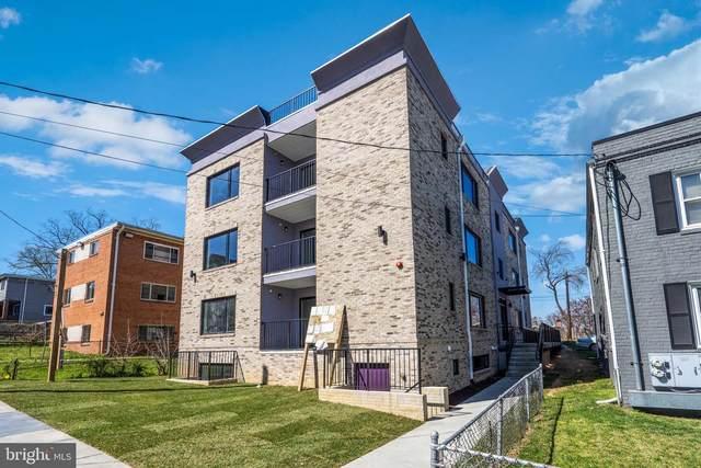 4442 B Street SE #4, WASHINGTON, DC 20019 (#DCDC2004274) :: Tom & Cindy and Associates
