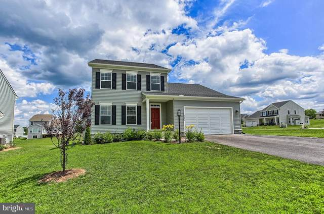 4092 Country Drive, DOVER, PA 17315 (#PAYK2002112) :: Flinchbaugh & Associates