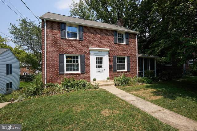 2319 Arthur Avenue, SILVER SPRING, MD 20902 (#MDMC2005208) :: The Schiff Home Team