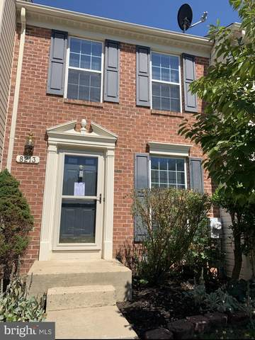 8213 Water Lily Way, LAUREL, MD 20724 (#MDAA2003196) :: Century 21 Dale Realty Co