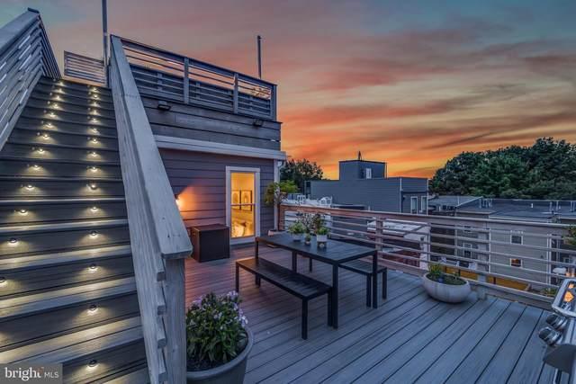 1510 6TH Street NW #3, WASHINGTON, DC 20001 (#DCDC2004298) :: Sunrise Home Sales Team of Mackintosh Inc Realtors