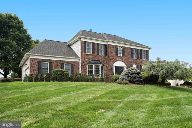 724 Castlewood Drive, DRESHER, PA 19025 (#PAMC2003760) :: The Dailey Group