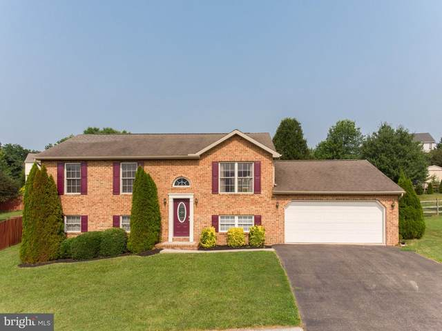 38 Amanda Drive, SMITHSBURG, MD 21783 (#MDWA2000714) :: Great Falls Great Homes