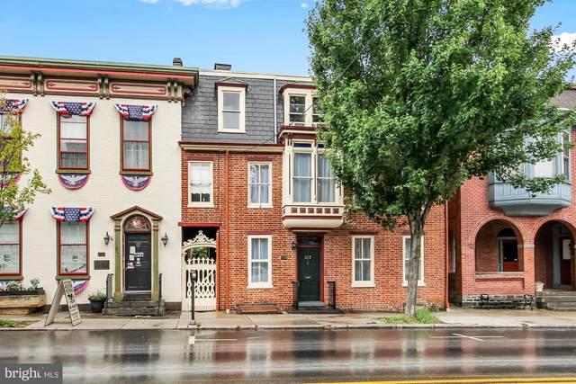 217 Baltimore Street, GETTYSBURG, PA 17325 (#PAAD2000444) :: Flinchbaugh & Associates
