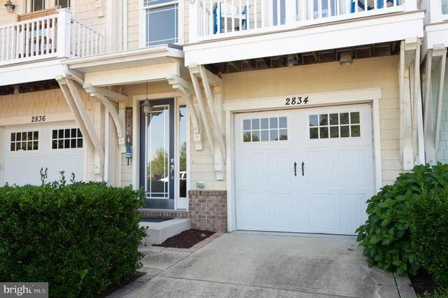 2834 Persimmon Place A3, CAMBRIDGE, MD 21613 (#MDDO2000240) :: McClain-Williamson Realty, LLC.