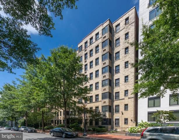 1010 25TH Street NW #306, WASHINGTON, DC 20037 (#DCDC2004326) :: Crossman & Co. Real Estate