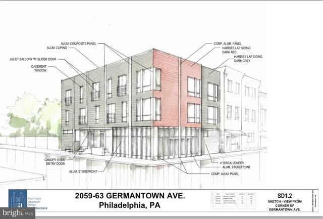 2061-63 Germantown Avenue, PHILADELPHIA, PA 19122 (#PAPH2009530) :: Talbot Greenya Group