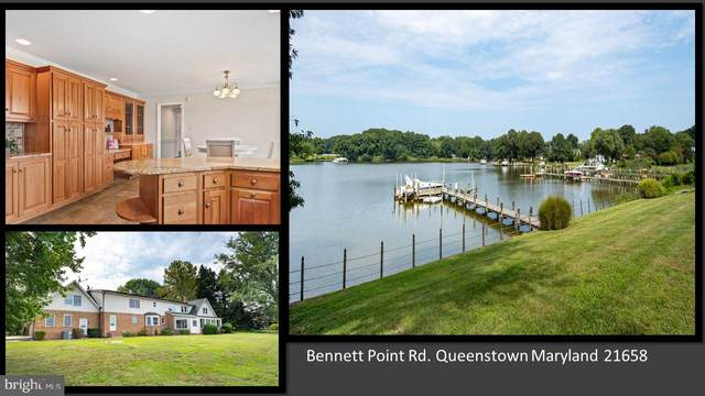 2408 Bennett Point Road, QUEENSTOWN, MD 21658 (MLS #MDQA2000330) :: Maryland Shore Living | Benson & Mangold Real Estate