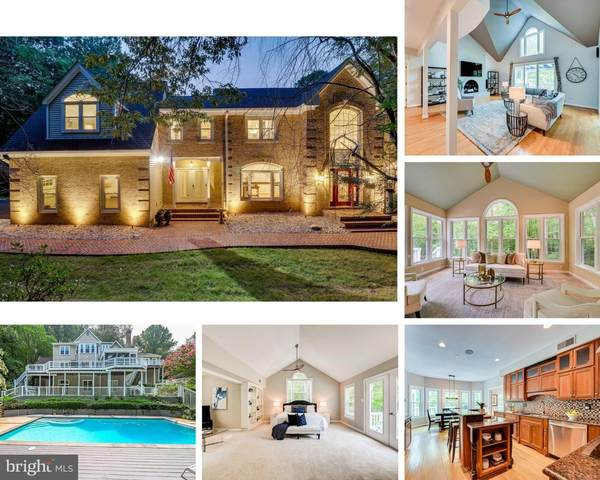 11906 Henderson Court, CLIFTON, VA 20124 (#VAFX2007406) :: Berkshire Hathaway HomeServices McNelis Group Properties