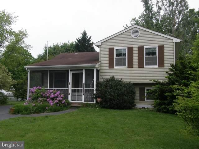 5607 Bluebeard Court, CHURCHTON, MD 20733 (#MDAA2003268) :: Great Falls Great Homes