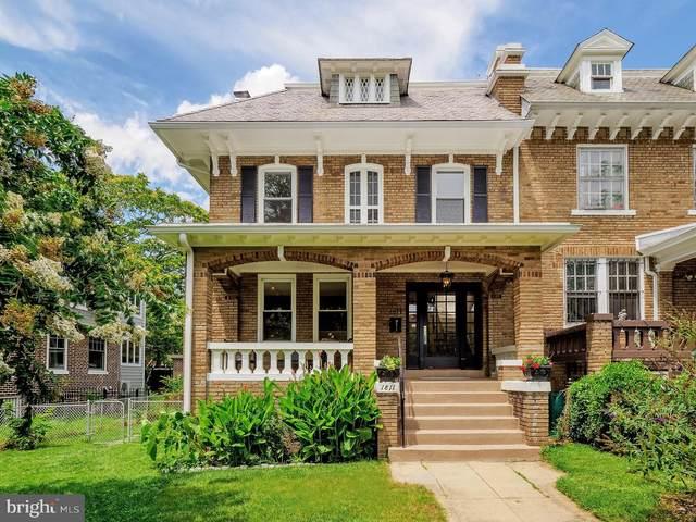 1811 Irving Street NW, WASHINGTON, DC 20010 (#DCDC2004372) :: City Smart Living
