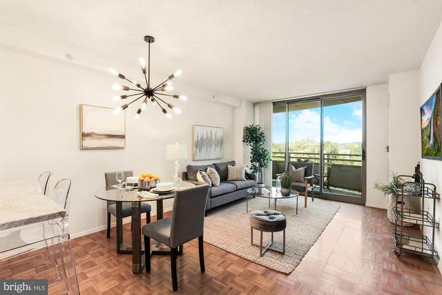 7111 Woodmont Avenue #505, BETHESDA, MD 20815 (#MDMC2005304) :: City Smart Living