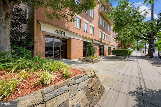 4801 Wisconsin Avenue NW #501, WASHINGTON, DC 20016 (#DCDC2004378) :: The Vashist Group