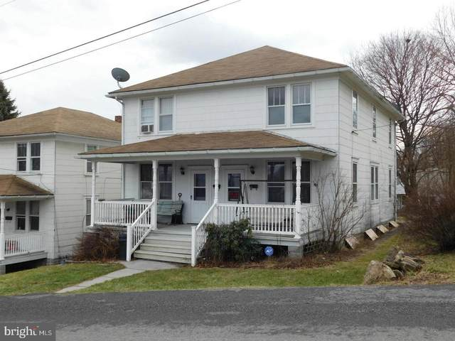 110 W College Avenue, FROSTBURG, MD 21532 (#MDAL2000246) :: Bruce & Tanya and Associates