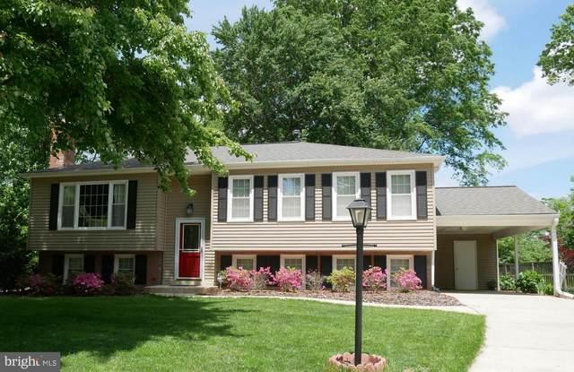 5408 Duxford Place, BURKE, VA 22015 (#VAFX2007448) :: Talbot Greenya Group