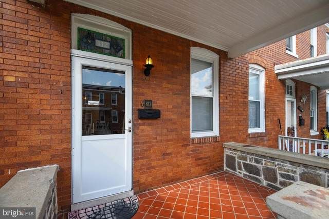 612 Melville Avenue, BALTIMORE, MD 21218 (#MDBA2004008) :: The Putnam Group