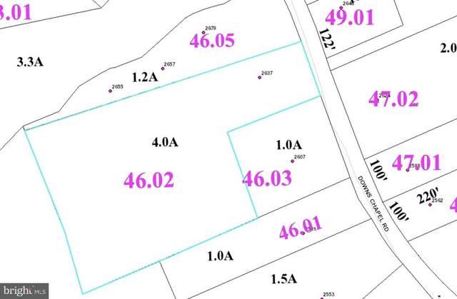 2637 Downs Chapel Road, CLAYTON, DE 19938 (#DEKT2000954) :: Your Home Realty