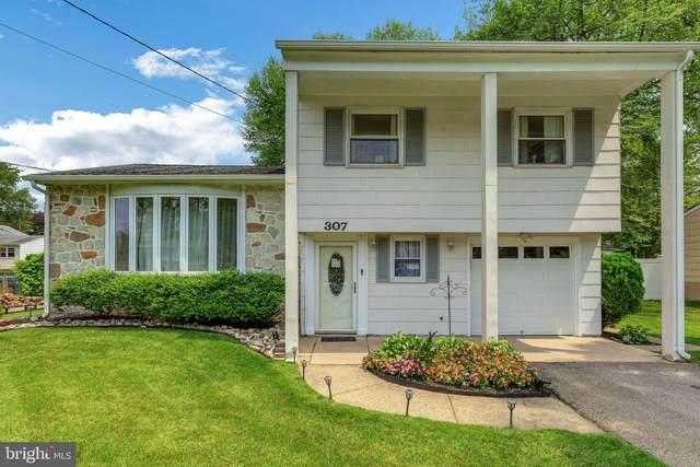 307 Lincoln Ave S, CHERRY HILL, NJ 08002 (MLS #NJCD2002338) :: Kiliszek Real Estate Experts