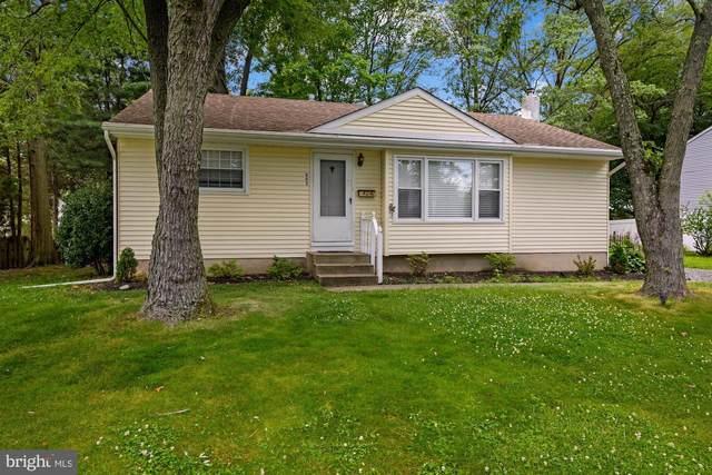 603 Ivystone Lane, CINNAMINSON, NJ 08077 (MLS #NJBL2002432) :: Kiliszek Real Estate Experts