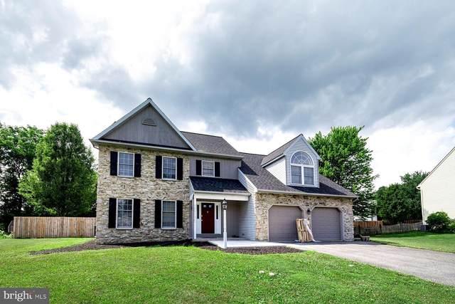 151 Strickler Run Drive, COLUMBIA, PA 17512 (#PALA2001752) :: Iron Valley Real Estate
