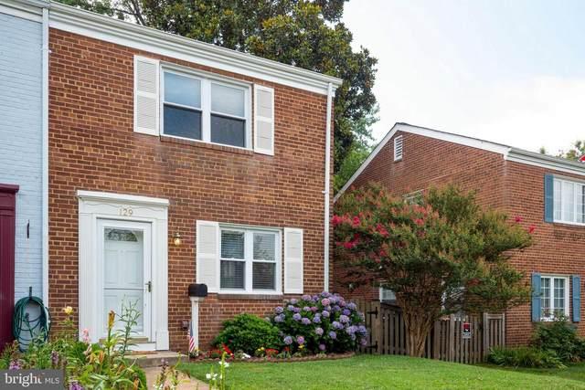 129 Mount Vernon Avenue, ALEXANDRIA, VA 22301 (#VAAX2001322) :: Peter Knapp Realty Group