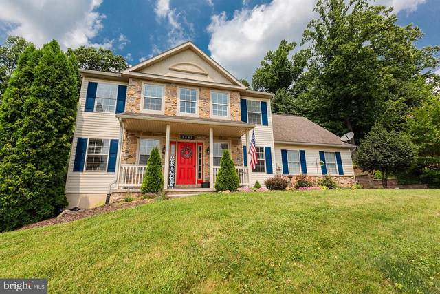 5483 Deer Path Lane, GAP, PA 17527 (#PALA2001760) :: Liz Hamberger Real Estate Team of KW Keystone Realty