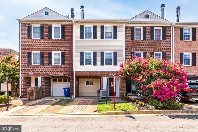 607 N Piedmont Street, ARLINGTON, VA 22203 (#VAAR2001842) :: Talbot Greenya Group