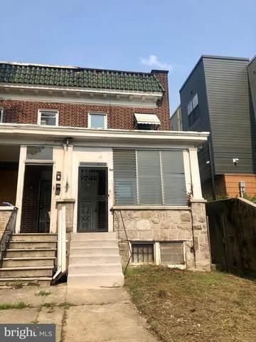 1909 Braddish Avenue, BALTIMORE, MD 21216 (#MDBA2004060) :: Key Home Team