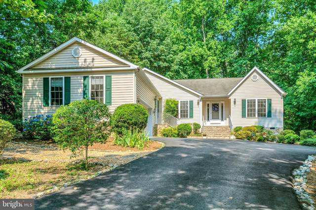 421 Harrison Circle, LOCUST GROVE, VA 22508 (#VAOR2000256) :: Better Homes Realty Signature Properties