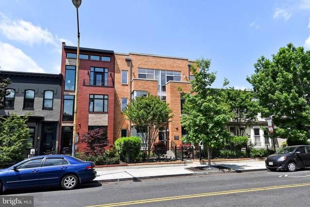 1830 11TH Street NW #2, WASHINGTON, DC 20001 (#DCDC2004454) :: Shawn Little Team of Garceau Realty