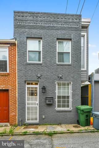 920 S Belnord Avenue, BALTIMORE, MD 21224 (#MDBA2004068) :: The MD Home Team