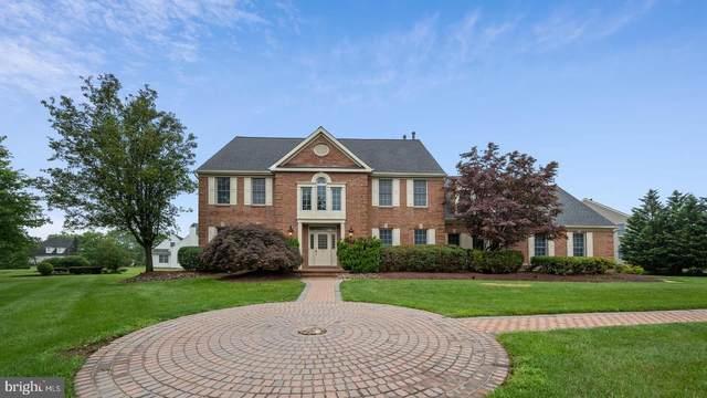 9 Colt Circle, PRINCETON JUNCTION, NJ 08550 (#NJME2001828) :: Sunrise Home Sales Team of Mackintosh Inc Realtors