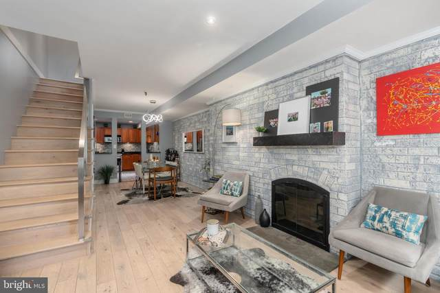1038 NW Paper Mill Court NW #1038, WASHINGTON, DC 20007 (#DCDC2004478) :: Blackwell Real Estate