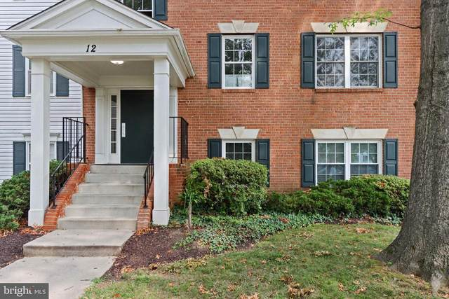 12 Normandy Square Court 3AB, SILVER SPRING, MD 20906 (#MDMC2005412) :: The Vashist Group