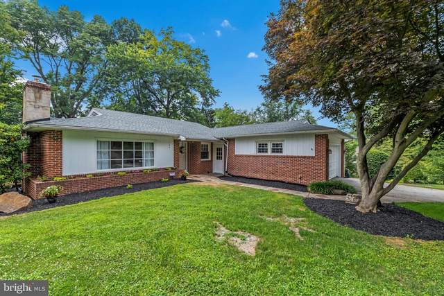124 Beechwood Road, NEWTOWN SQUARE, PA 19073 (#PADE2002404) :: The Dailey Group