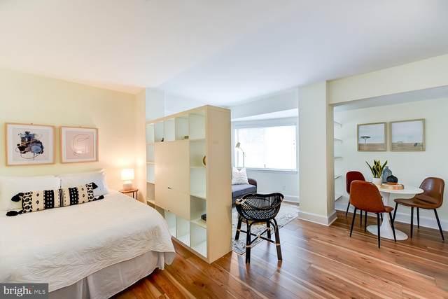 1825 T Street NW #301, WASHINGTON, DC 20009 (#DCDC2004504) :: Corner House Realty