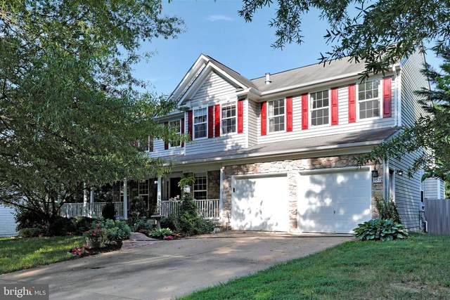 357 Locust Grove Drive, PURCELLVILLE, VA 20132 (#VALO2003150) :: Debbie Dogrul Associates - Long and Foster Real Estate