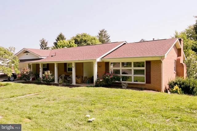 1609 Whittier Avenue, WINCHESTER, VA 22601 (#VAWI2000186) :: Nesbitt Realty