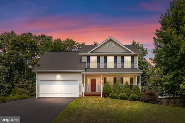 9016 Mullen Road, KING GEORGE, VA 22485 (#VAKG2000152) :: Dart Homes