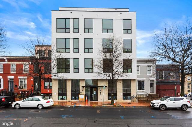 2905 Georgia Avenue NW #204, WASHINGTON, DC 20001 (#DCDC2004548) :: Sunrise Home Sales Team of Mackintosh Inc Realtors