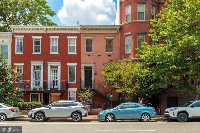 1306 O Street NW Th1, WASHINGTON, DC 20005 (#DCDC2004558) :: Shawn Little Team of Garceau Realty