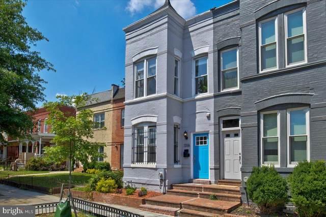 1316 Florida Avenue NE, WASHINGTON, DC 20002 (#DCDC2004572) :: Sunrise Home Sales Team of Mackintosh Inc Realtors