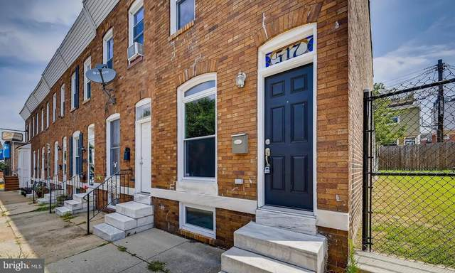 517 S Ellwood Avenue, BALTIMORE, MD 21224 (#MDBA2004176) :: The MD Home Team