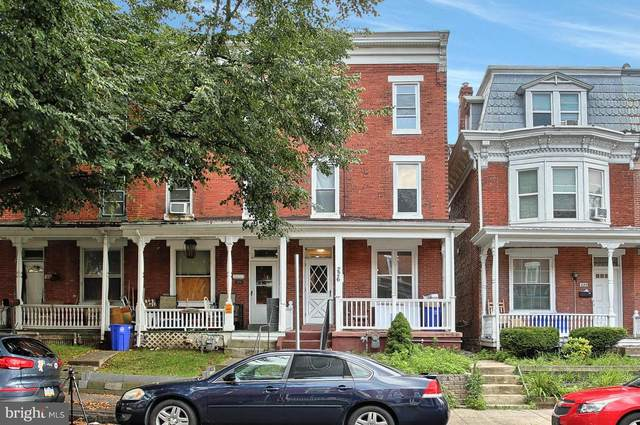 226 N 14TH Street, HARRISBURG, PA 17103 (#PADA2001198) :: Sunrise Home Sales Team of Mackintosh Inc Realtors