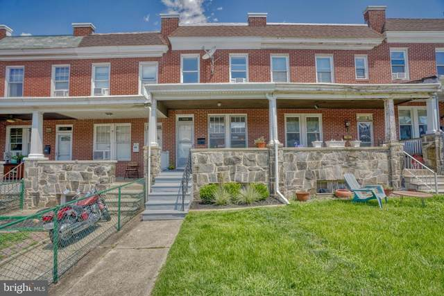 1228 W 37TH Street, BALTIMORE, MD 21211 (#MDBA2004188) :: The MD Home Team