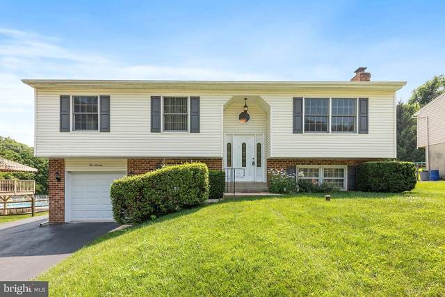 113 Belmont Drive, UPPER CHICHESTER, PA 19061 (#PADE2002438) :: The Mike Coleman Team