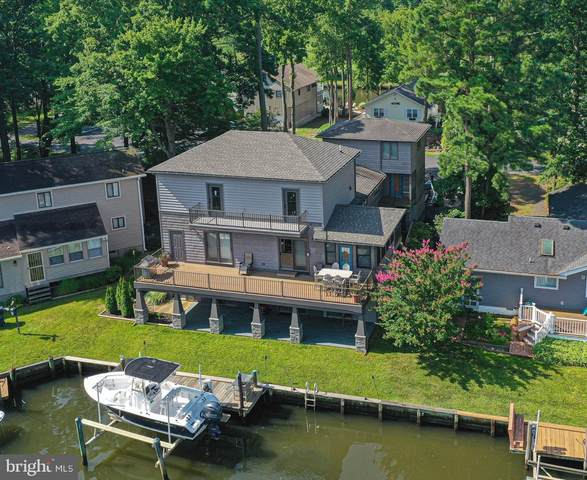 76 Clubhouse Drive, OCEAN PINES, MD 21811 (#MDWO2000680) :: Dart Homes